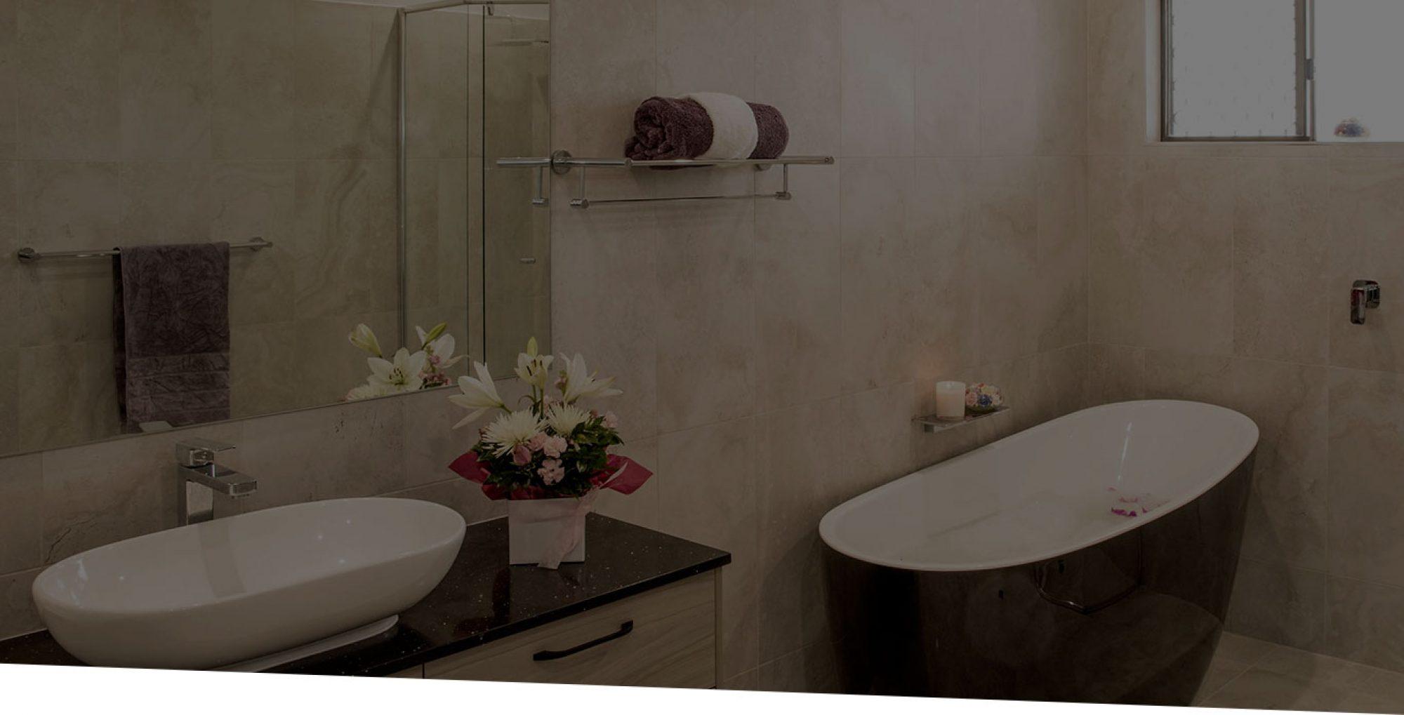 Modern Bathroom Header
